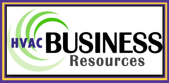 Heating and Air Conditioning Business Resources