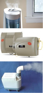 Humidifier Types
