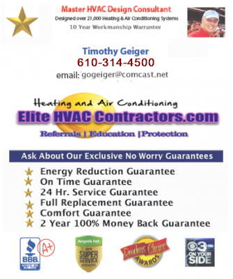 West Chester PA HVAC Free Estimate