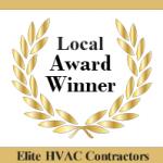 HVAC Local Award Winner