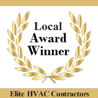 HVAC Local Award Winner