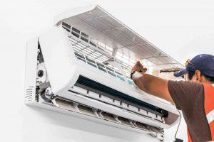Elite HVAC, Air conditioning services